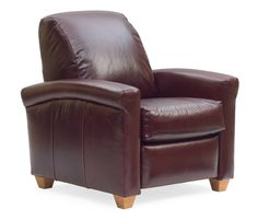 Rupert Recliner. From Pompanoosuc Mills. American hardwood furniture. Hand crafted in Vermont.