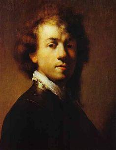 Rembrandt van Rijn, b. July 15, 1606