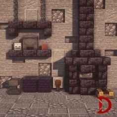 Minecraft Tutorial, Minecraft Houses, Home Decor, Decoration Home, Room Decor, Home Interior Design, Home Decoration, Interior Design