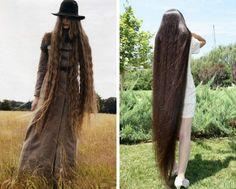 Cresça o cabelo rapidamente usando um truque milenar das mulheres chinesas
