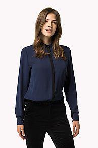 99,90 euro Acquista long sleeve blouse di Tommy Hilfiger ed esplora la collezione di blouses per women. Reso gratutito & consegna gratutita più di €100. 8719253260506