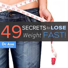 49 Secrets to Lose Weight Fast: Workout Secrets, Diet Tips, Lifestyle Secrets!