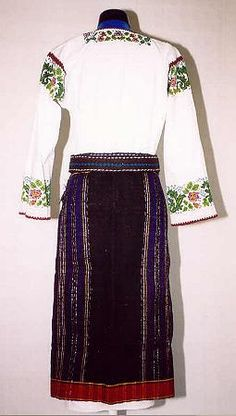 The Eliznik website is dedicated to the study of the traditional peasant culture in Romanian and Bulgaria Costumes For Women, Bulgaria, Romania, Ukraine, Folk, Culture, Skirts, Fashion, Moda
