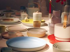 Scholten & Baijins for Arita, Japan's oldest porcelain manufacturer.