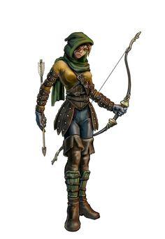 Dandd Human Ranger