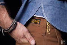Iron Heart IH-816 Duck Work Pants at www.burgundschild.com
