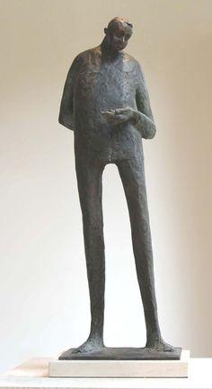Audacious Art Deco Bronze Skulptur Figur Statue D Chiparus Non-Ironing H