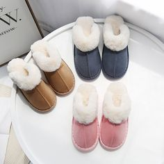Relax and unwind, in cozy slippers that have a plush feel your toes will love. Find more cute slippers at Apollo Box! Winter Slippers, Cute Slippers, Mens Slippers, Apollo Box, More Cute, Cool Gifts, Plush, Cozy, Unisex