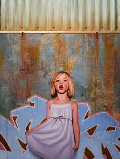Graffiti Girls – Les portraits de Kevin Peterson