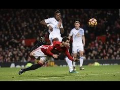 HENRIKH MKHITARYAN INCREDIBLE SCORPION GOAL VS SUNDERLAND IN HD - YouTube