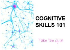 If you watched our popular Cognitive Skills 101 Webinar, maybe it's time to take our quiz and see what you learned.  https://brainware1.typeform.com/to/XNc6Qx