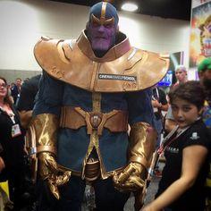 San Diego Comic-Con 2015 Cosplay Special - Thanos