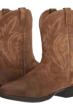 ARIAT 'Western Heritage X Toe' Boot. #ariat #shoes #boots | Ariat ...