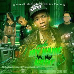 "Dj Smoke drops a brand new mixtape series titled ""My Name Is My Name""!!New music from: Lil Shaw, Lil wayne, Yo Gotti, Tinashe, Sinatra Slim, Beadz, Lazy Bone, Verse Simmons, Frank Whyte, Juicy J, B.o.B, Butta Da Great, Polar Bear, Jae Millz, and more!!Twitter"