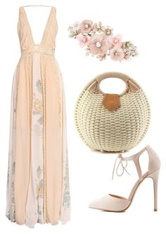 """""""Pink day"""" by gennylillaz on Polyvore featuring moda, Charlotte Russe e Accessorize"""