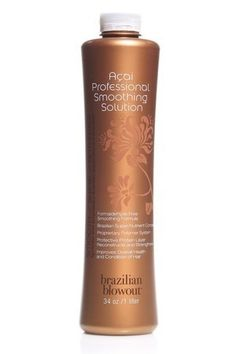 BRAZILIAN BLOWOUT PROFESSIONAL SOLUTION 34oz Hair Products Online, Pure Products, Beauty Products, Brazilian Blowout, Keratin, The Help, Plant, Hard Earned, Ecommerce