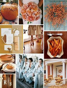 fall wedding inspiration from southern weddings- swsmag.net