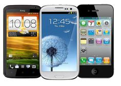 Samsung Galaxy S3, HTC One X are among the 5 best Smart-phones of 2012