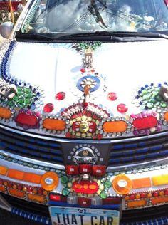 Pittsburgh Art Car Show 2013 #mostwantedfineart, #pghartcar, #thatcar, #pittsburgh, www.mostwantedfineart.com