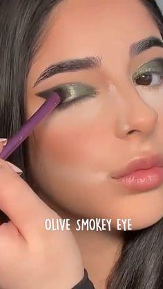 Nose Makeup, Edgy Makeup, Makeup Eye Looks, Eye Makeup Art, Contour Makeup, Smokey Eye Makeup, Pretty Makeup, Skin Makeup, Contouring