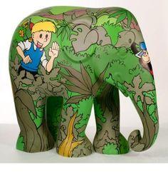 Jommekes Jungle Olifant | Elephant Parade | Contributing to the conservation of Asian Elephants