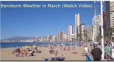 12 Best Benidorm Weather images in 2016   Benidorm weather