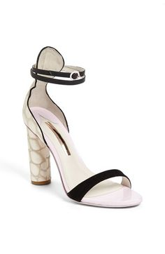 Nicole Ankle Strap Sandal