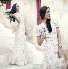 Konstantina T. - A breeze, a forgotten summer, a smile..