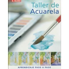 watercolor workshop ( This is a complete book on painting techniques, types of paper, tutorials etc. Watercolor Tips, Watercolour Tutorials, Watercolor Techniques, Watercolour Painting, Painting Techniques, Watercolours, Painting & Drawing, Painting Lessons, Art Lessons