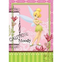 Printed Tufted - Vasilas Home. Tinkerbell