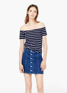 Latest trends in women's fashion. Discover our designs: dresses, tops, jeans, shoes, bags and accessories. Style Casual, My Style, Winter Outfits, Summer Outfits, Estilo Denim, Mode Jeans, Mango Fashion, Manga, Latest Fashion Trends