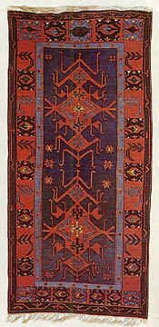 kilim tapestry | Tracking the Archetype: Technique-Generated Designs and their Mutant ...