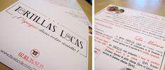 Réalisation de flyers promotionnels - Tortillas Locas