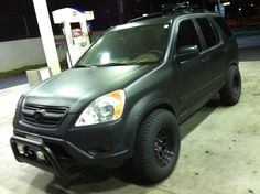 CRV lift kit or bigger tires? off roadin - Page 13 - Honda-Tech
