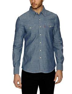 Levi's® - barstow western - chemise - homme Levi's, http://www.amazon.fr/dp/B00A0KA2J4/ref=cm_sw_r_pi_dp_FNgJub0AFAV23