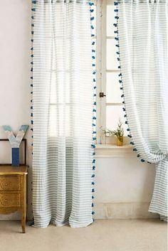 Pom Tazzel Curtains