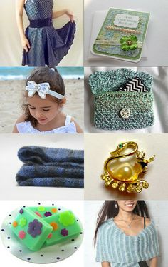 POLKA DOTS ~ PROMO ANNOUNCING BNR TIMES by Sarah on Etsy--Pinned with TreasuryPin.com