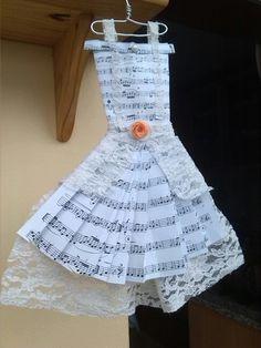 Vestido de musica
