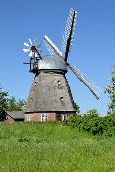 Windmühle Nübelfeld, Hoffnung - Deutschland, Schleswig-Holstein