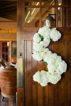 Monogram Flower Letter | photography by http://www.kateholstein.com