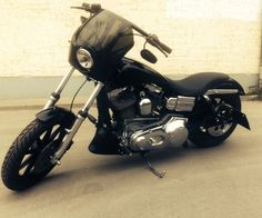 Rough Cycles Dyna Glide FXD Sons of Anarchy