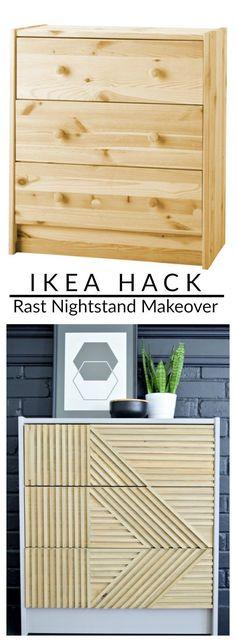 WOW! Best IKEA Rast hack I've ever seen!!