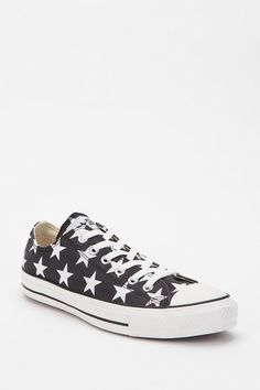 Converse Chuck Taylor All Star Star Print Low-Top Sneaker #urbanoutfitters