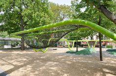 Parque de juegos escultórico / Sculptural Playground - Archkids. Arquitectura para niños. Architecture for kids. Architecture for children.