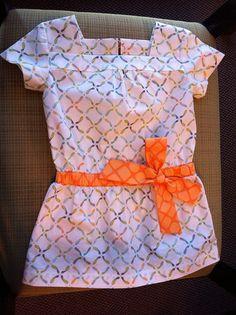 Croquet Dress by elamom2006