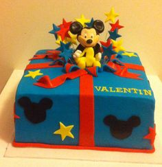 Mickey cadeau surprise