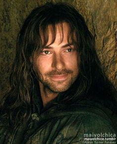 aidan turner hobbit - Google Search