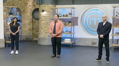 Masterchef Uk, Celebrity Faces, No Cook Meals, Normcore, Cooking, Celebrities, Food, Style, Kitchen