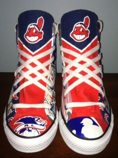 Hand painted custom designs on canvas shoes on Etsy