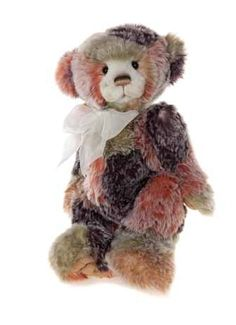 Charlie Bears Plush Befuddle Bear - 2015